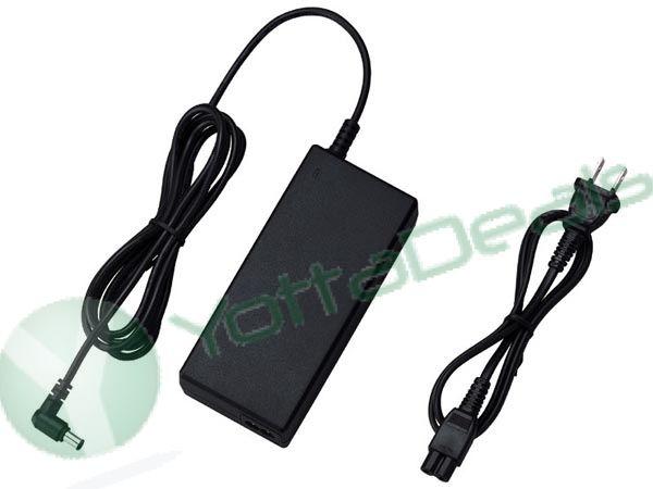 19V AC Adapter For Sony VGP-AC19V21 VGP-AC19V27 VGN-N230E VGN-SZ430N/B VGN-SZ470N/C VGN-SZ450N/C VGN-FE880E VGN-C250N/B VGN-N270E