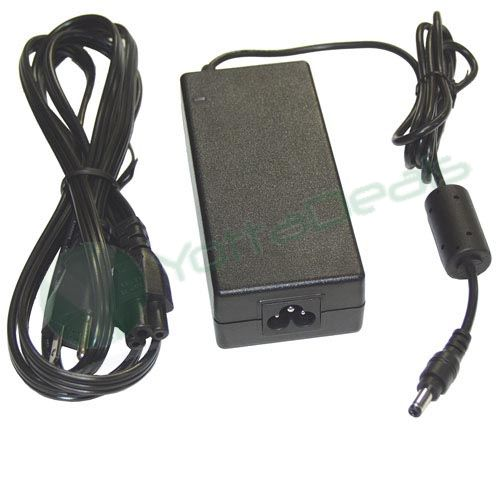 HP Pavilion DV9595EA AC Adapter Power Cord Supply Charger Cable DC adaptor poweradapter powersupply powercord powercharger 4 laptop notebook
