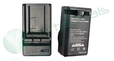 Panasonic CGA-S001A-1B Lumix series Camera Battery Charger Power Supply