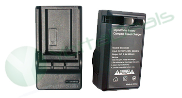 Samsung VM-B1900R VMB1900R VM series Camera Camcorder Battery Charger Power Supply
