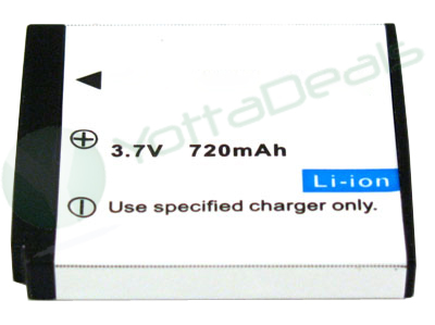 Kodak M1073 IS M1073IS EasyShare Series Li-Ion Rechargeable Digital Camera Battery