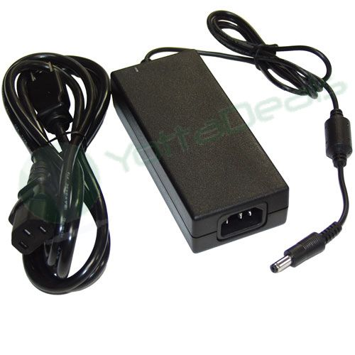Toshiba Satellite P500-ST5807 AC Adapter Power Cord Supply Charger Cable DC adaptor poweradapter powersupply powercord powercharger 4 laptop notebook